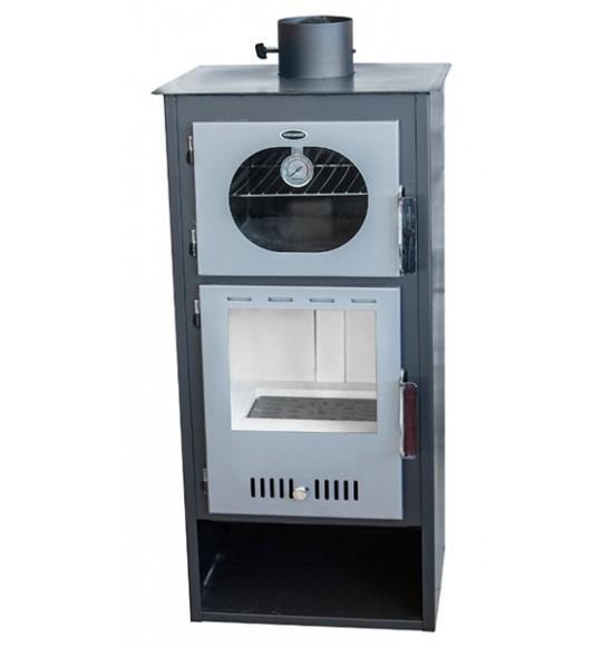 Κουζίνα Ατσάλινη ΣΑ 230-2018 Agorastos