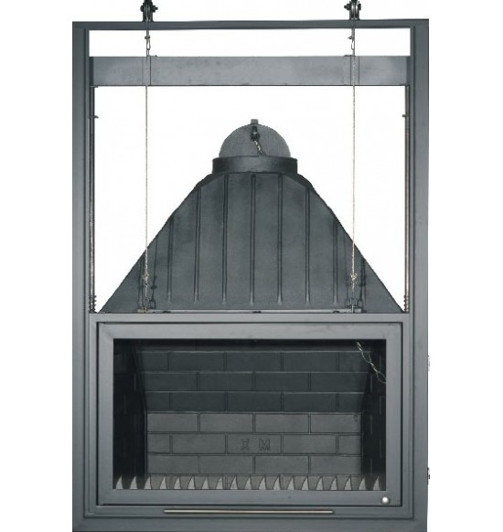 Χυτήρια Μισαηλίδη Τ90 με πόρτα